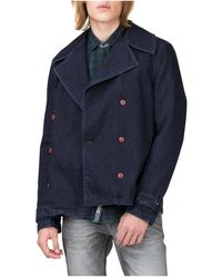 Hilfiger Denim - Perry Peacoat - Lyst