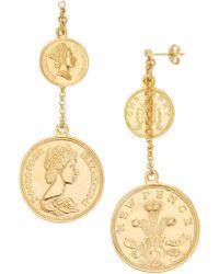 Shashi - Selena Coin Drop - Lyst