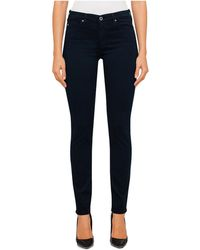 AG Jeans - Prima Mid Rise Cigarette - Lyst