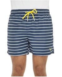 GANT - Classic Swim Short - Sailor - Lyst