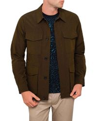 Paul Smith - Military Mac - Lyst