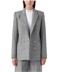 Camilla & Marc - Ackley Double Breasted Jacket - Lyst
