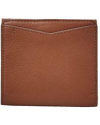Fossil - Caroline Rfid Mini Wallet - Lyst