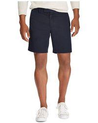 Polo Ralph Lauren - Mens Straight Fit Linen-blend Short - Lyst