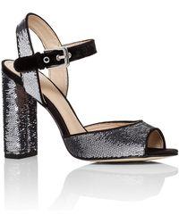 Guess - Dandie Glitter Sandal - Lyst