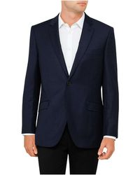 Simon Carter - Wool Serge Plain Explorer Jacket - Lyst