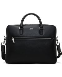 BOSS - Signature Document Case With Tablet Pocket - Lyst