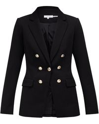 Calvin Klein - Jacket With Embssed Buttons - Lyst