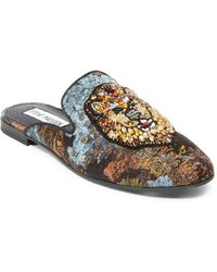 Steve Madden - Hugh Slip On Lion Stone Patch/fabric - Lyst