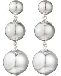 Kate Spade - Bauble Drop Earrings - Lyst