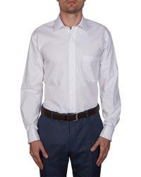 Geoffrey Beene - Antilles Dobby Reg Fit Shirt - Lyst