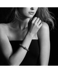 David Yurman | Osetra Center Station Bracelet With Amethyst, 10mm | Lyst