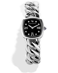 David Yurman - Albion 23mm Stainless Steel Quartz Watch With Diamonds - Lyst