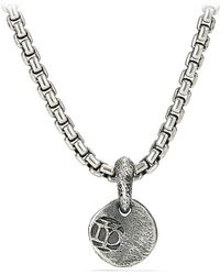David Yurman - Shipwreck Coin Amulet, 10.5mm - Lyst