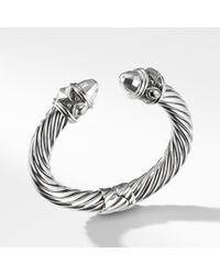 David Yurman - Renaissance Bracelet, 10mm - Lyst