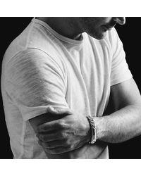 David Yurman | Meteorite Curb Chain Id Bracelet | Lyst