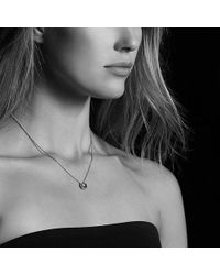 David Yurman - Châtelaine Necklace With 18k Gold - Lyst
