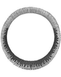 David Yurman - Tempo Necklace With Black Spinel - Lyst