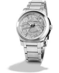 shop men s david yurman watches from 1450 lyst david yurman revolution 43 5mm stainless steel automatic timepiece lyst