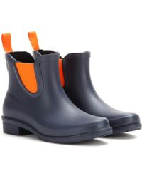 Swims | Dora Rubber Ankle Boots | Lyst