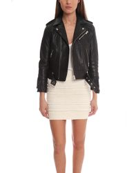 IRO Zerignola Jacket black - Lyst