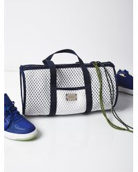 Free People | Jiseung Lee Womens Sporty Net Duffel | Lyst