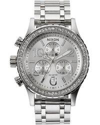 Nixon 38-20 Chrono Watch - Lyst