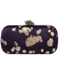 House Of Harlow 1960 Danielle Clutch - Lyst