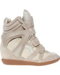 Etoile Isabel Marant Bekett Sneaker - Lyst