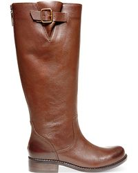 Steve Madden Womens Trico Boots - Lyst