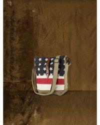 Denim & Supply Ralph Lauren - Flag Canvas Crossbody - Lyst