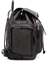 Pierre Hardy | Black Cube Perspective Backpack | Lyst