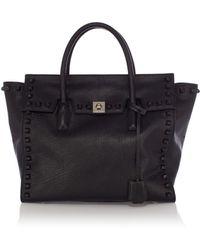 Karen Millen Limited Edition Studded Tote Bag - Lyst