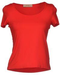 Alpha Massimo Rebecchi T-Shirt - Lyst
