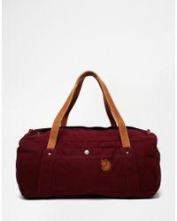 Fjallraven   No.4 Duffle Bag 30l   Lyst