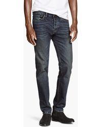 H&M Slim Jeans - Lyst
