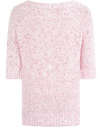 Juicy Couture Tape Yarn Sweater - Lyst