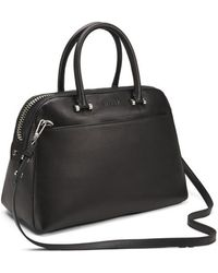 MILLY - Blake Medium Kettle Leather Tote Bag - Lyst