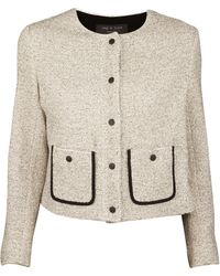 Rag & Bone White Cannon Jacket - Lyst
