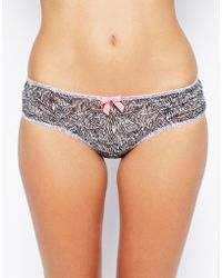 Freya Jungle Fever Brief - Lyst
