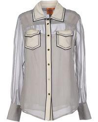 Tory Burch Shirt - Lyst