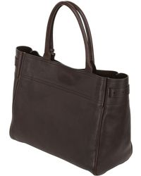 Mulberry Bayswater Leather Tote Bag - Lyst