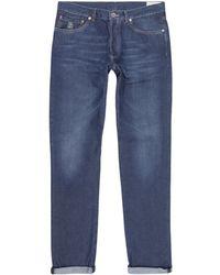 Brunello Cucinelli 8 Oz Regular Denim Jeans - Lyst