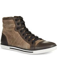 Kenneth Cole Reaction Base Down Low Chukkas - Lyst