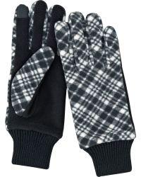 Uniqlo - Printed Fleece Gloves - Lyst