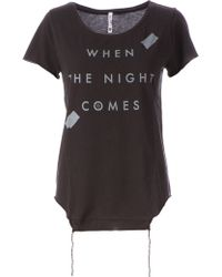 BLK OPM - When The Night Comes Tshirt - Lyst