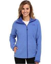 The North Face Morninglory Full Zip - Lyst