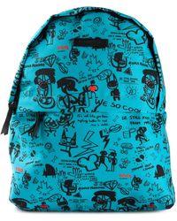 DSquared² Graffiti Print Backpack - Lyst