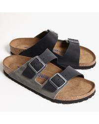James Perse   Birkenstock Arizona Sandal - Mens   Lyst