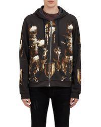 Dolce & Gabbana Three Kings-print Hoodie - Lyst